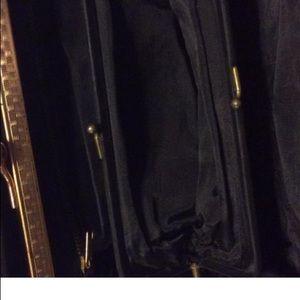 Globe Trotter by Margolin Bags - Globe-Trotter Vintage Black Leather Satchel